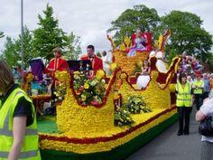 tulip parade spalding uk