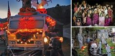 Halloween Campgrounds