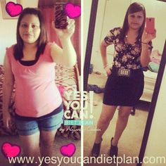 Yes You Can! Diet Plan before and afters. www.YesYouCanDietPlan.com