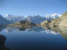 Tour du Mont blanc en 9 jours. Randonnée sur http://www.visorando.com/randonnee-tour-du-mont-blanc/