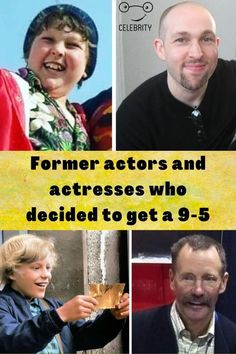 Former actors and actresses who decided to get a 9-5 Top 10 Actors, Fifty Cent, Hollywood Couples, Actor Model, Celebs, Celebrities, Social Issues, Parenting Hacks, Timeless Fashion