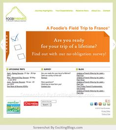 Food Pyrenees: A French Culinary Journey - Click to visit site:  http://1.33x.us/IiFbGD