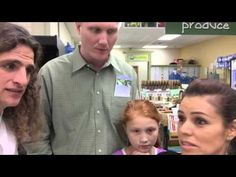 The Shepard family helped their daughter start a raw food diet, because she had a serious case of Psoriasis. The doctors said that she would need medication, it was impossible to cure and that she would have this condition for the rest of her life. Within two months she was healed! They tried all sorts of topical treatments and rubs but nothing worked except the raw food diet!