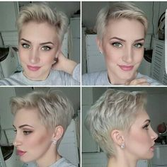"""4,062 Likes, 19 Comments - Pixie Short Hair Don't Care (@nothingbutpixies) on Instagram: """"Pixie 360 by @happydelphy"""""""