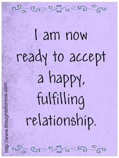 Affirmations for Love, Affirmations for Relationships