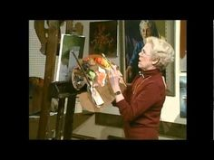 Welcome To My Studio - Helen Van Wyk - Oil Painting Lesson - Clip S001_05