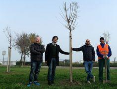 A Rimini e Riccione la prima piantumazione del Green Booking