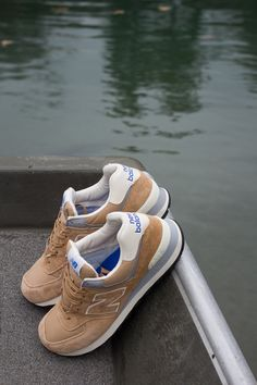 "New Balance 574 ""Tan"" (Detailed Preview Images)"