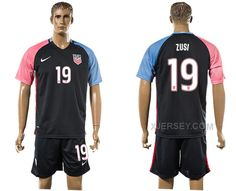 http://www.xjersey.com/201617-usa-19-zusi-away-soccer-jersey.html 2016-17 USA 19 ZUSI AWAY SOCCER JERSEY Only 33.11€ , Free Shipping!