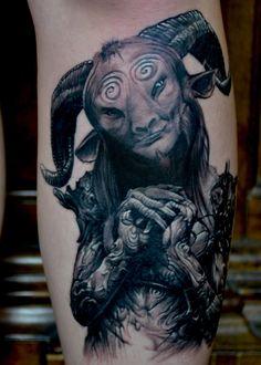 pan's labyrinth tattoo tumblr - Google Search