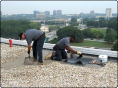 Roof Repairs. A leaking roof can wreak havoc in your house in a very short time