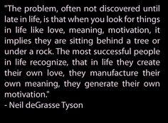 Astrophysicist Neil deGrasse Tyson has some knowledge for everyone.    http://www.reddit.com/r/IAmA/comments/qccer/i_am_neil_degrasse_tyson_ask_me_anything/c3wgffy