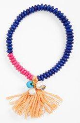 Mignone Beaded Tassel Bracelet (Girls)