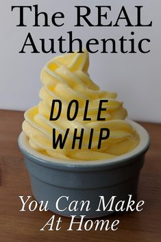The Real Authentic Dole Whip (you can make at dwelling!) – Ashley Crafted The Real Authentic Dole Whip (you can make at dwelling!) – Ashley Crafted The Real Authentic Dole Whip (you can make at dwelling!) – Crafted from the . Frozen Desserts, Just Desserts, Dessert Recipes, Frozen Treats, Cold Desserts, Frozen Drinks, Summer Desserts, Summer Recipes, Dole Whip Disney