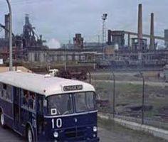 antiguos autobuses de ensidesa aviles
