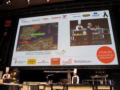 #Blog #Huertogourmet #charlas #ponencias #forum #gastronomic #Girona #aula #cocina #motivacional