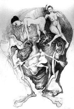 Myśli...KRZYSZTOF ŁOZOWSKI...FINE ART PROFESSIONAL....