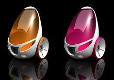 100 Futuristic Eco-Friendly Vehicles #eco trendhunter.com