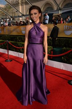 SAG Awards 2014 Red Carpet Photos: See All The Stars' Dresses, Jewels, Shoes & More