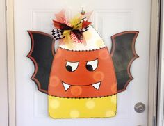 75 Best Candy Corn Door Hangers Images Candy Corn Door