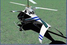 Вертолет КАИ-002 «Жаворонок»