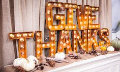 Home & Family - Tips & Products - Jessie Jane's DIY Marquee Sign | Hallmark Channel