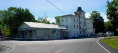 Lexington Hotel and old post office. Lexington Hotel, Old Post Office, Catskill Mountains, Sweet Home, Camping, Explore, Mansions, House Styles, Car