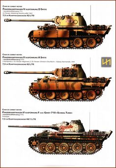 Panzerkampfwagen V 'Panther'