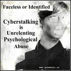 cyberstalking   Cyberstalking Risk Assessment Released by iPredator Inc.