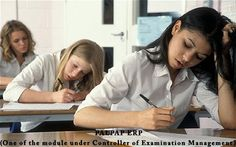 (One of the module under Controller of Examination Management)
