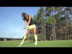 Michelle Wie's Swing in Slow Motion | GOLF.com - YouTube