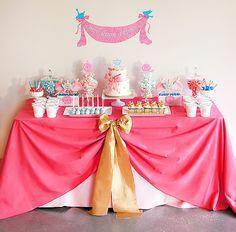 Magical Cinderella Birthday Party {Pink Princess}