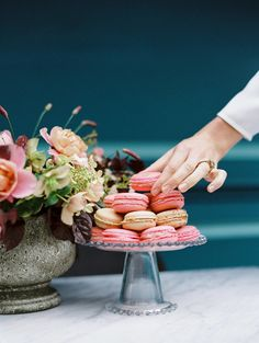 A Parisian inspired bridal luncheon