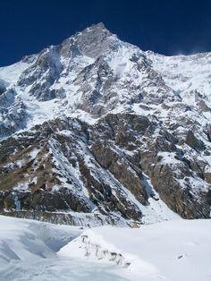 Nanga Parbat ninth highest mountain in the world. Killer Mountain