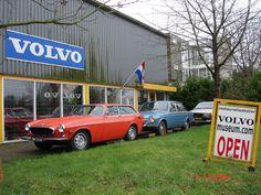 The (very worthwhile!!) Oldtimer Volvo Museum van Ernst Kasteleijn in Loosdrecht