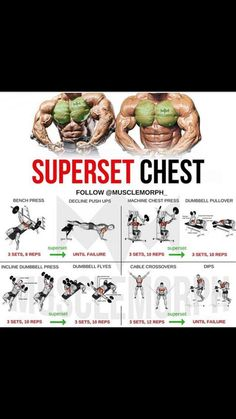 bulk up get jacked bulking steroids bulking supplements how to get jacked quickly increase muscle mass Chest Workout For Men, Chest Workout Routine, Chest Workouts, Chest Exercises, Fitness Workouts, Weight Training Workouts, Workouts For Men, Super Set Workouts, Bike Workouts