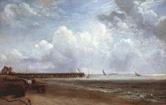 Centuries Past, Yarmouth Jetty John Constable (1776–1837) Tate...