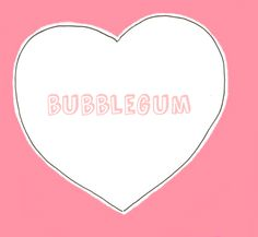 .bumblegum,bubblegum in a dish, How many pieces do you wish!