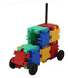 -- See these wonderful Clics building sets. Construction, Lego Duplo, Transportation, Kindergarten, Preschool, Garage, Education, Check, Kids