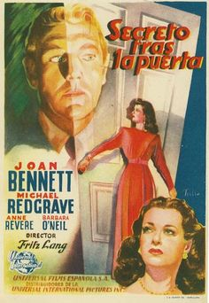 "Secreto tras la puerta (1947) ""Secret Beyond the Door..."" de Fritz Lang - tt0040766"
