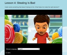 STEALING IS BAD - How does Caleb make the right decision not to steal? http://www.jw.org/en/bible-teachings/family/children/become-jehovahs-friend/videos/stealing-is-bad/