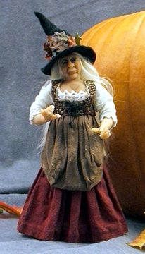 :: Miniature Figures 2005 :: Dawn M Schiller :: Odd Fae and Autumn Things ::