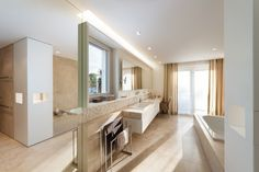 Badezimmer Bilder on Pinterest Modern Bathrooms, Wainscoting and ...