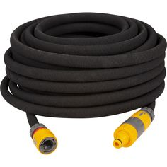 Porous hose for watering beds and borders. Ideal for establishing young plants and hedges. Complete with connectors to join to another soaker hose.