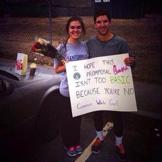 Prom asking idea