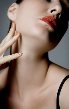 What To Do About Your Neck Crepey Skin Skin Care Women Dry Skin Care