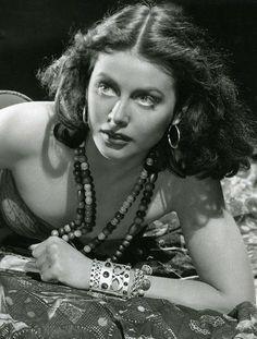 Hedy Lamarr, White Cargo