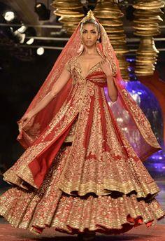 Indian Wedding Trousseau