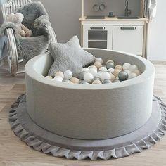 Baby Bedroom, Baby Boy Rooms, Baby Room Decor, Baby Room For Boys, Baby Boy Bedroom Ideas, Ball Pit For Toddlers, Ball Pit Baby, Ball Pit For Kids, Baby Pool