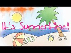 Beach bucket list for July: 10 cheap summer fun activities for kids Preschool Craft Activities, Summer Activities For Kids, Summer School, Summer Kids, Free Summer, Karaoke Tracks, Summer Songs, Summer Pictures, Kids Songs